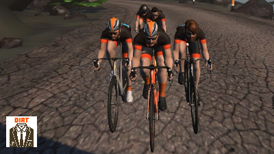 WTRL Team Time Trial - DIRT  Zwift