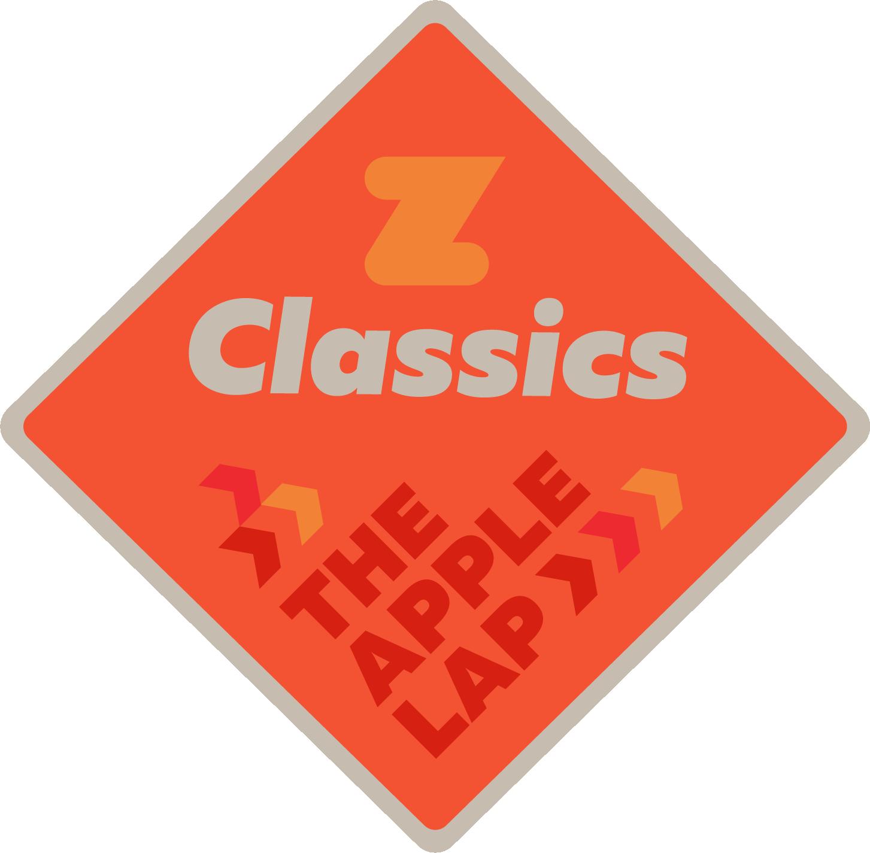 Zwift Classics Apple Lap