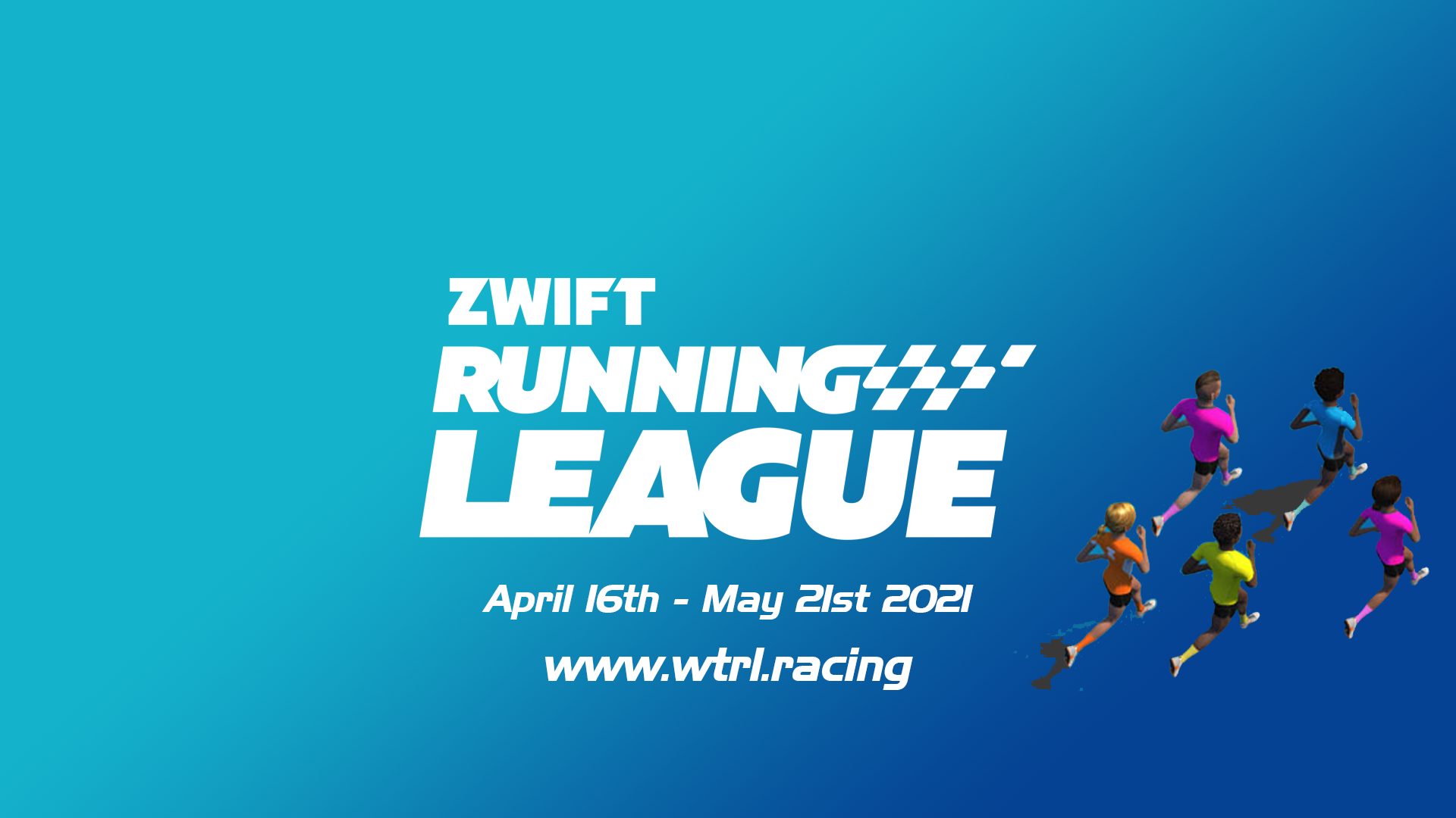 Zwift Running League